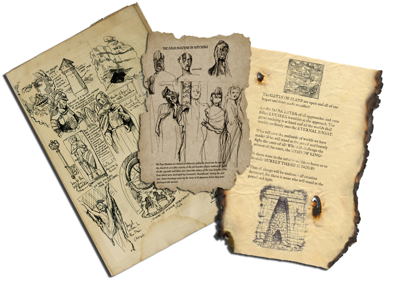 ConceptSketches