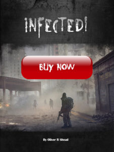 Infected Cover button
